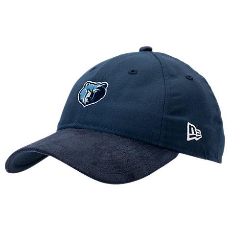 New Era Memphis Grizzlies NBA 2017 Draft Official On Court Collection 9TWENTY Adjustable Hat