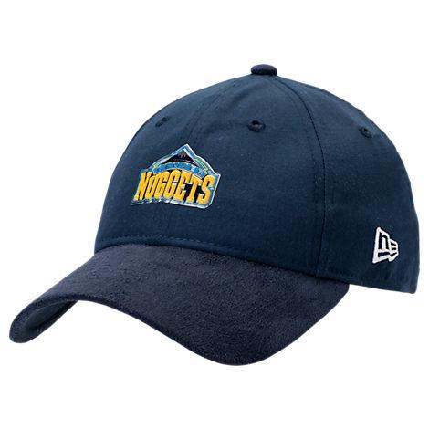 New Era Denver Nuggets NBA 2017 Draft Official On Court Collection 9TWENTY Adjustable Hat