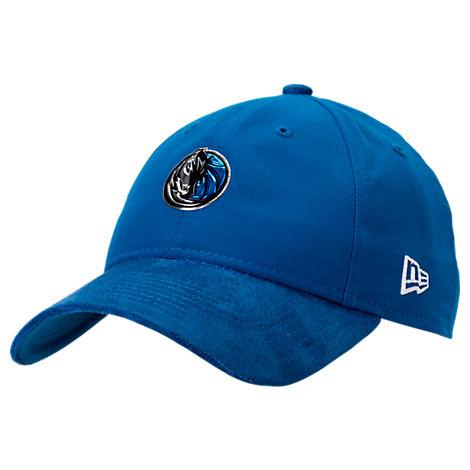 New Era Dallas Mavericks NBA 2017 Draft Official On Court Collection 9TWENTY Adjustable Hat
