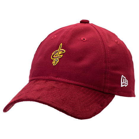 New Era Cleveland Cavaliers NBA 2017 Draft Official On Court Collection 9TWENTY Adjustable Hat