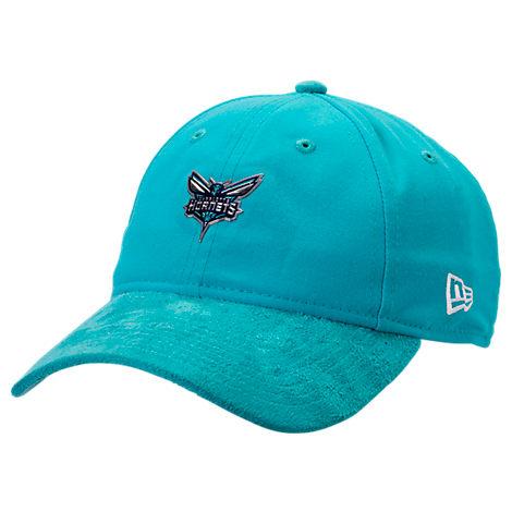 New Era Charlotte Hornets NBA 2017 Draft Official On Court Collection 9TWENTY Adjustable Hat