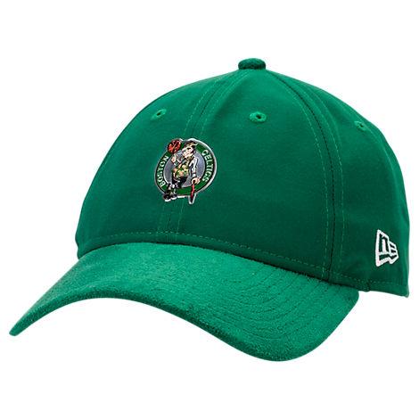 New Era Boston Celtics NBA 2017 Draft Official On Court Collection 9TWENTY Adjustable Hat