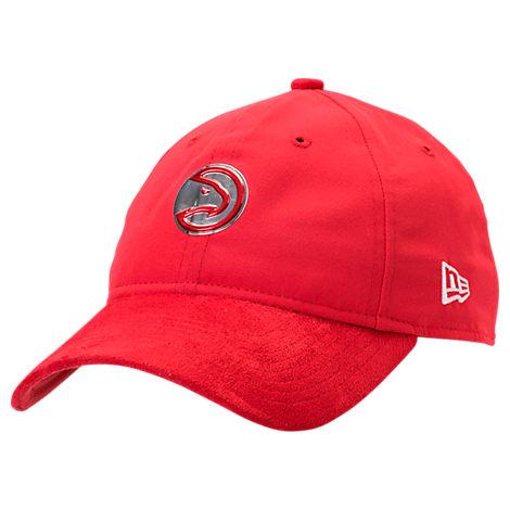 New Era Atlanta Hawks NBA 2017 Draft Official On Court Collection 9TWENTY Adjustable Hat