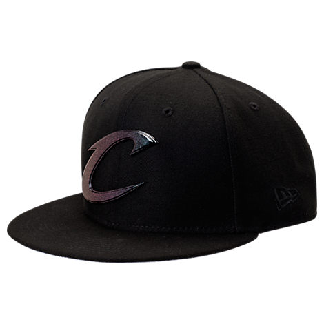 New Era Cleveland Cavaliers NBA Speckle Sheen Snapback Hat