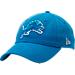 Front view of New Era Detroit Lions NFL Core Classic 9TWENTY Adjustable Hat in Team Colors