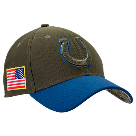 New Era Indianapolis Colts NFL Salute To Service 39THIRTY Fitted Hat