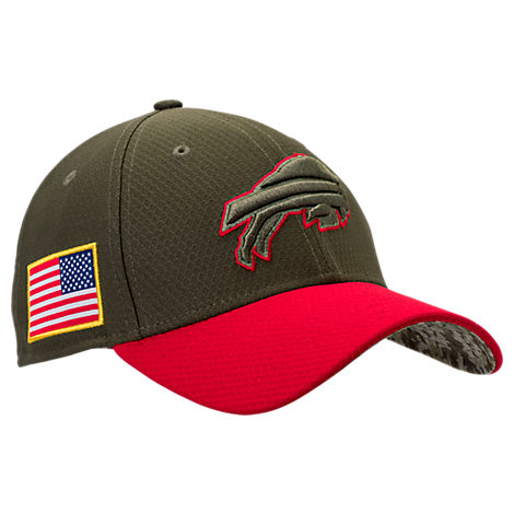 New Era Buffalo Bills NFL Salute To Service 39THIRTY Fitted Hat