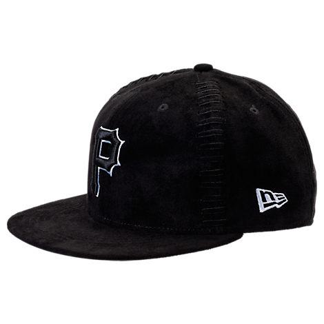 New Era Pittsburgh Pirates MLB Interlace Snapback Hat