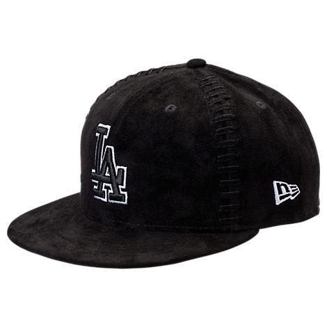 New Era Los Angeles Dodgers MLB Interlace Snapback Hat