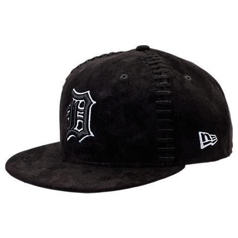 New Era Detroit Tigers MLB Interlace Snapback Hat