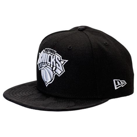 New Era New York Knicks NBA Camo Shade Hat