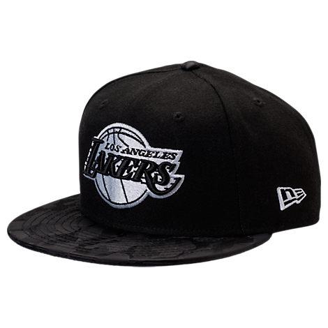 New Era Los Angeles Lakers NBA Camo Shade Hat