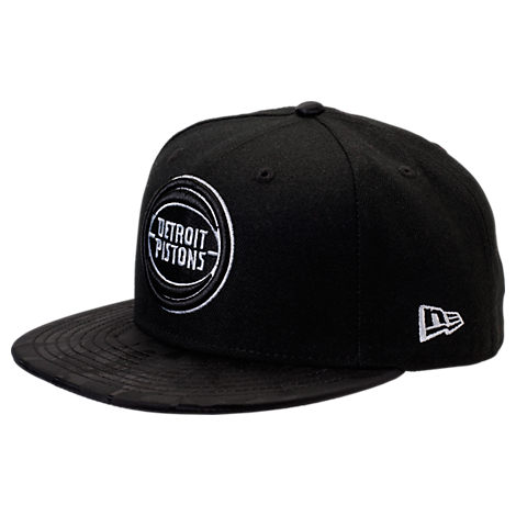 New Era Detroit Pistons NBA Camo Shade Hat