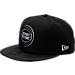 Front view of New Era Detroit Pistons NBA Camo Shade Hat in Black