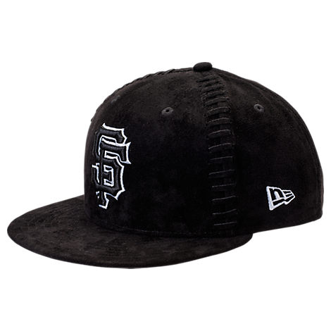 New Era San Francisco Giants MLB Interlace Snapback Hat