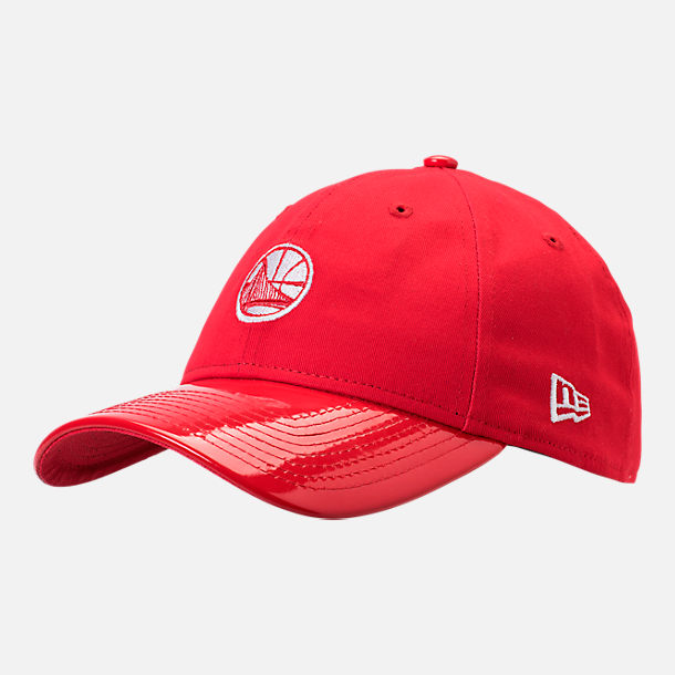 New Era Golden State Warriors NBA Retro 11 Snapback Hat | Tuggl