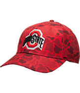 J. America Ohio State Buckeyes College Red Rover Cap