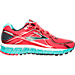 Right view of Women's Brooks Adrenaline GTS 16 Running Shoes in 665