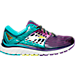 Right view of Women's Brooks Glycerin 14 Running Shoes in Pansy/Ceramic/Lime Punch