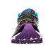 Front view of Women's Brooks Glycerin 14 Running Shoes in Pansy/Ceramic/Lime Punch