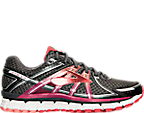Women's Brooks Adrenaline 17 GTS Wide Running Shoes