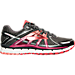 Right view of Women's Brooks Adrenaline 17 GTS Wide Running Shoes in Anthracite/Festical Fuchsia/Bitters