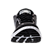 Front view of Women's Brooks PureFlow 6 Running Shoes in Black/Anthracite/Silver