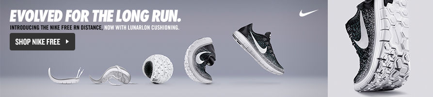 Introducing The Nike Free RN Distance