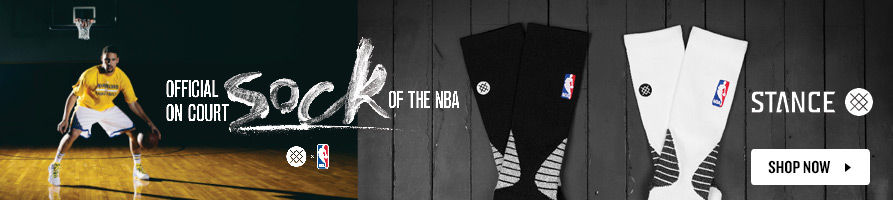 Stance | The Official On Court Sock Of The NBA