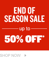 End of season sale up to 50% off. Shop Now.
