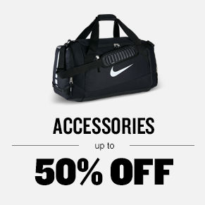 Accessories up tp 50% off