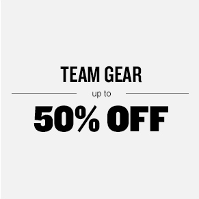 Team Gear up to 50% off