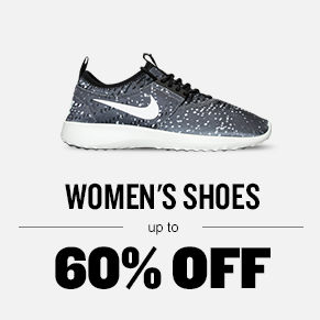 Women's Shoes Up to 60% Off