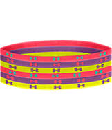 Kids' Under Armour 6-Pack Mini Headbands