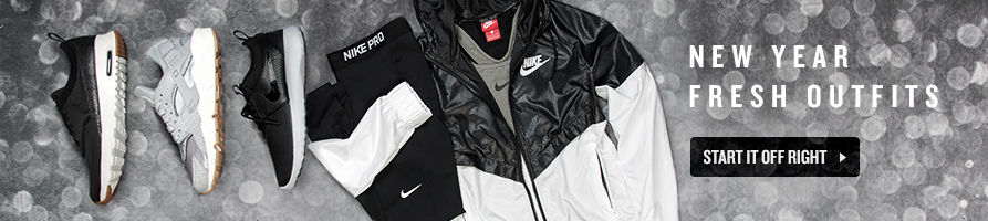 New Year. Fresh Outfits. Shop Now.