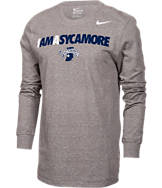 Men's Nike Indiana State Sycamores College Core Long-Sleeve T-Shirt