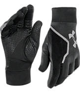 Men's Under Armour ColdGear Infrared Engage Run Gloves