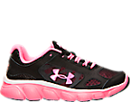 Girls' Preschool Under Armour Assert V Running Shoes