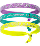 Girls' Under Armour 3-Pack Shimmer Headbands