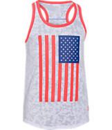 Girls' Under Armour Americana Tank
