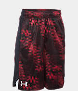 Boys' Under Armour Eliminator Printed Shorts