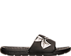 Boys' Grade School Under Armour Strike Chrome Slide Sandals