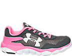 Girls' Preschool Under Armour Engage II BL Running Shoes