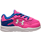 Girls' Toddler Under Armour Engage II BL Running Shoes