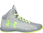 Boys' Grade School Under Armour Jet Basketball Shoes