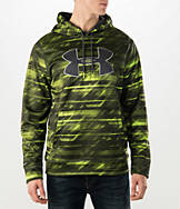 Men's Under Armour Storm Big Logo Fleece Hoodie