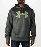 Men's Under Armour Storm Twist Big Logo Fleece Hoodie