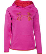 Girls' Under Armour Fleece Big Logo Hoodie