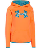 Girls' Under Armour Fleece Big Logo Hoodie