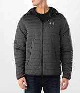 Men's Under Armour Quilted Full-Zip Hoodie